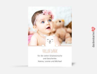 Dankeskarte zur Geburt, Geburtskarte,, Babykarte, Fotokarte, Geburt, Junge, Baby, Kleinkind, selber Gestalten, Vorlage, türkis, Geburtsdaten, Kindermotiv, Babyfotos, Herzen, süß